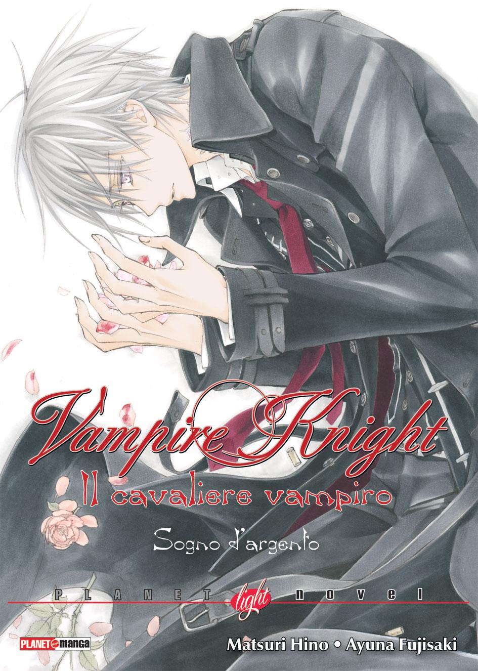 Vampire Knight: Il Cavaliere Vampiro – Sogno D'Argento | Pane ...